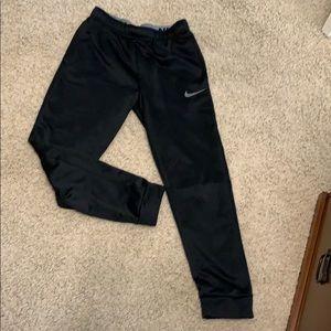 Men's Nike black sweatpants size Small